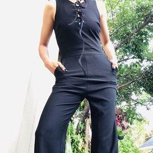 Pants - Basic black jumper